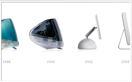 Apple eVoLuTiON: iMac